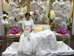 Full Gown, Seated