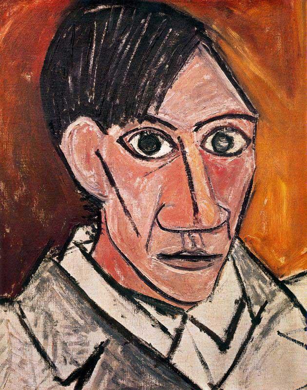 Pablo Picasso, 1907