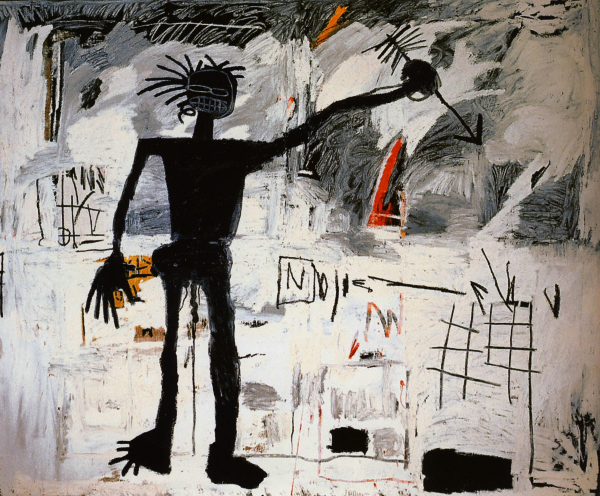 Jeam Michel Basquiat