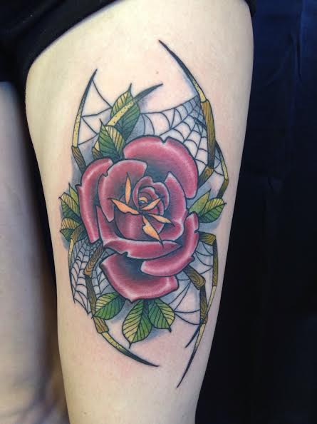 Spider Rose