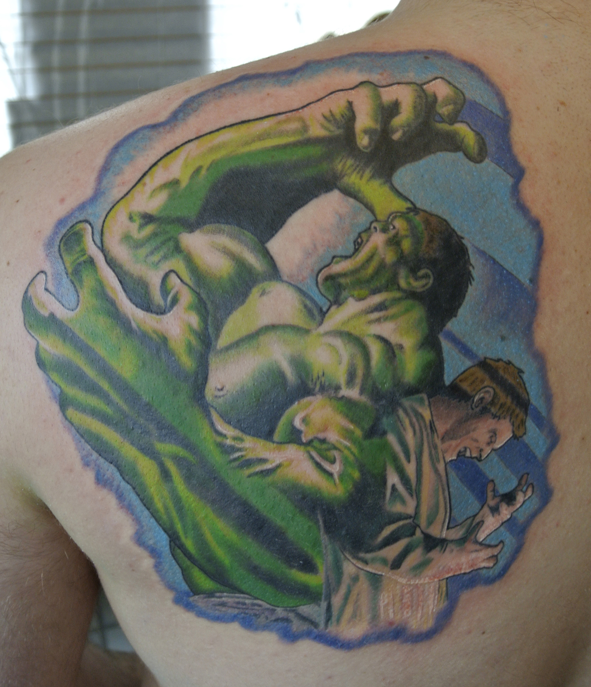Hulk & Banner