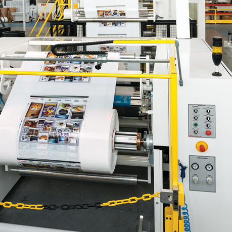 AUTOMATIC REWINDING SYSTEM