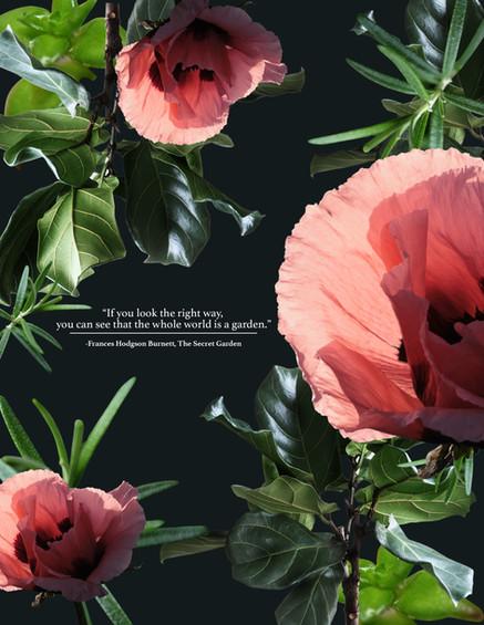 Free poster composition / composición para poster personal