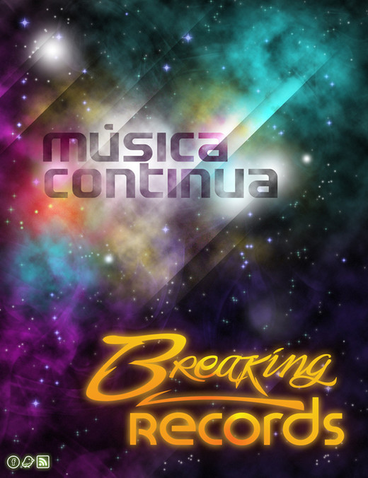 Music event flyer / flyer para evento músical