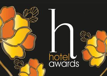 Master graphic for H hotels awards event / gráfico para evento de H hoteles