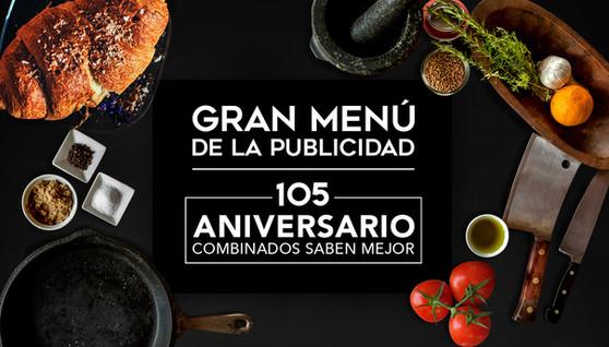 Main graphic for anniversary party for an advertising agency / diseño de master graphic para fiesta de aniversario de agencia de publicidad