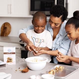 Meli's Monster Cookies Family