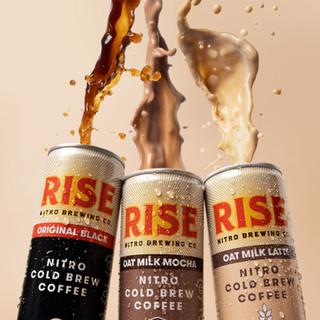 Rise Cans Trio