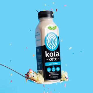 Cake Batter Koia