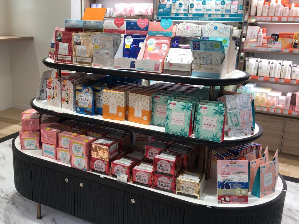 尖沙咀 @Cosme Store Lululun
