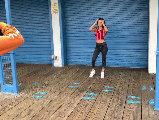 BTS -  Santa Monica Pier Vibes