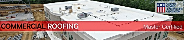 Lasher Commercial Roofing Logo Home Page
