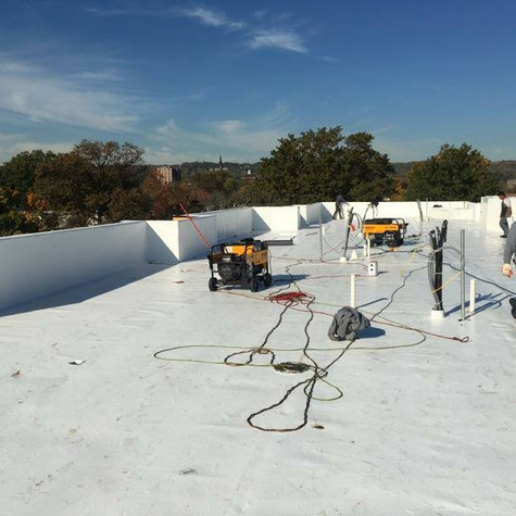 Remove and Replace TPO Roof
