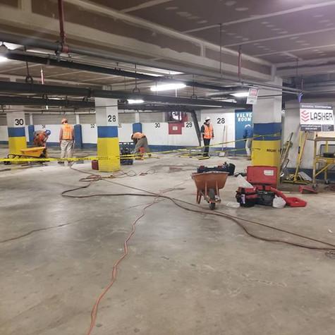 Lasher Construction Crew