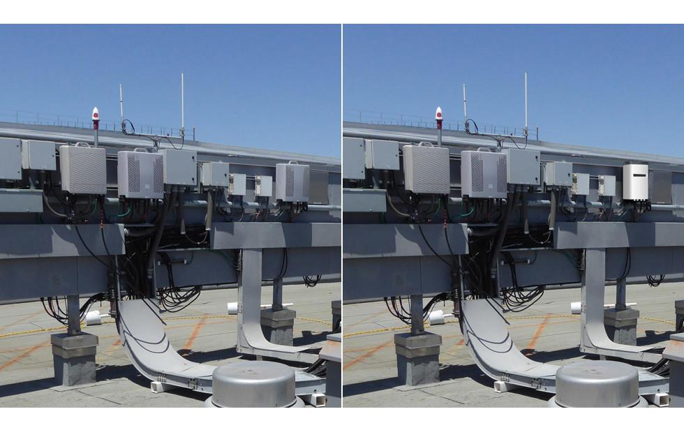 SFO Rooftop Radios