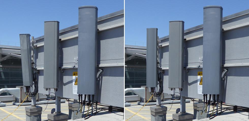 SFO Rooftop Antennas