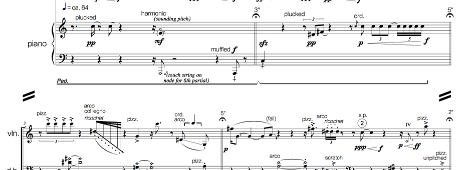 Raissa (piano + violin + double bass)