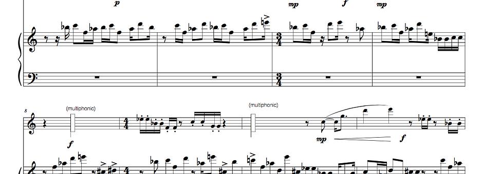 Collapsing Geography (oboe + marimba)