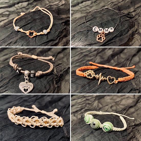 Filigrane Armbänder für deinen Lieblingsmenschen