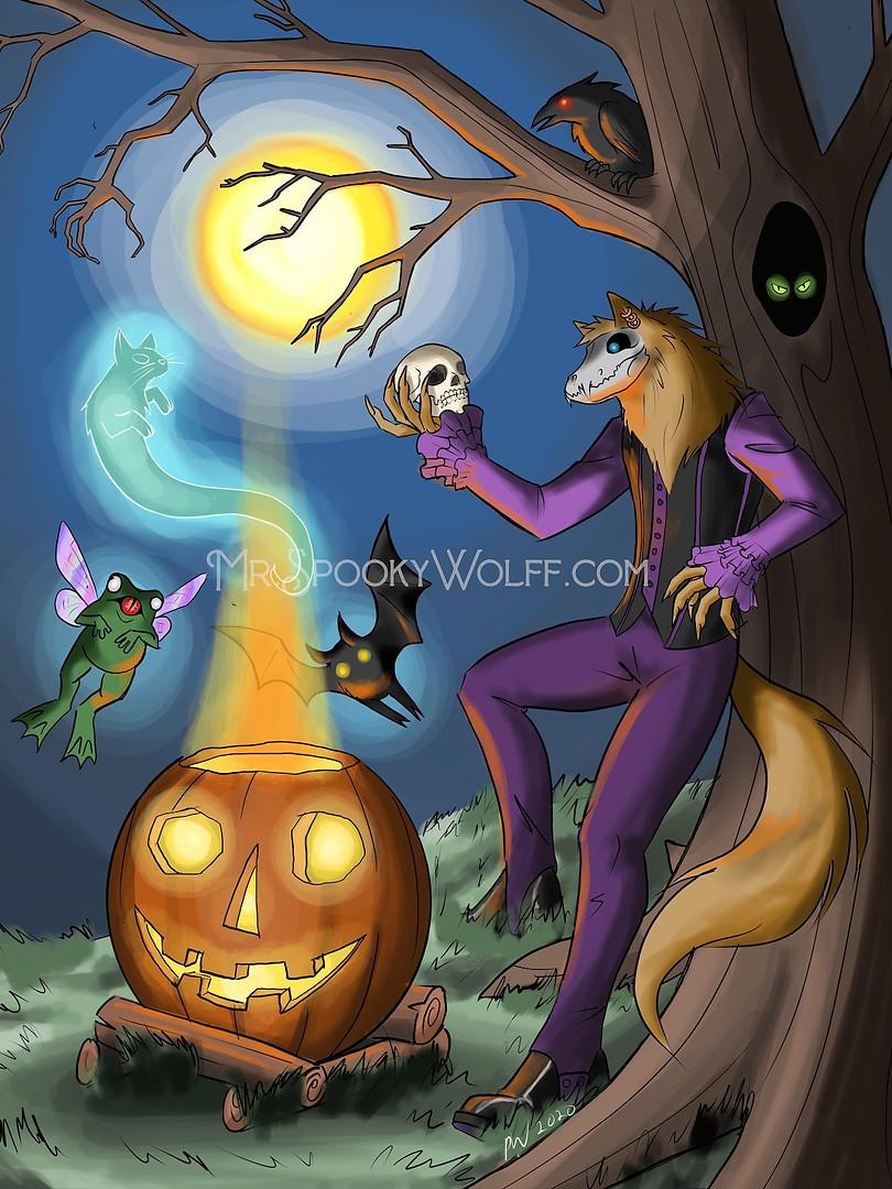 Mr. Spook's Sabbat