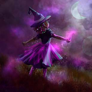 Magical Girl Witch