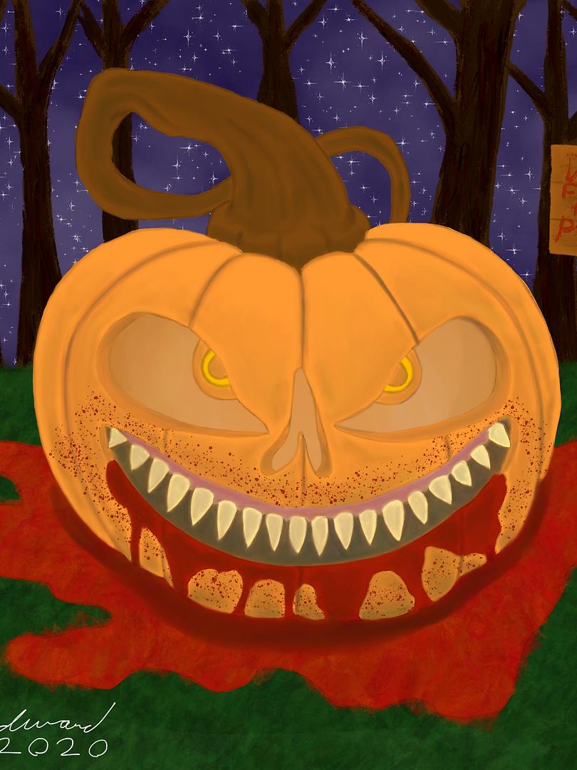 Don't Feed The Pumpkin