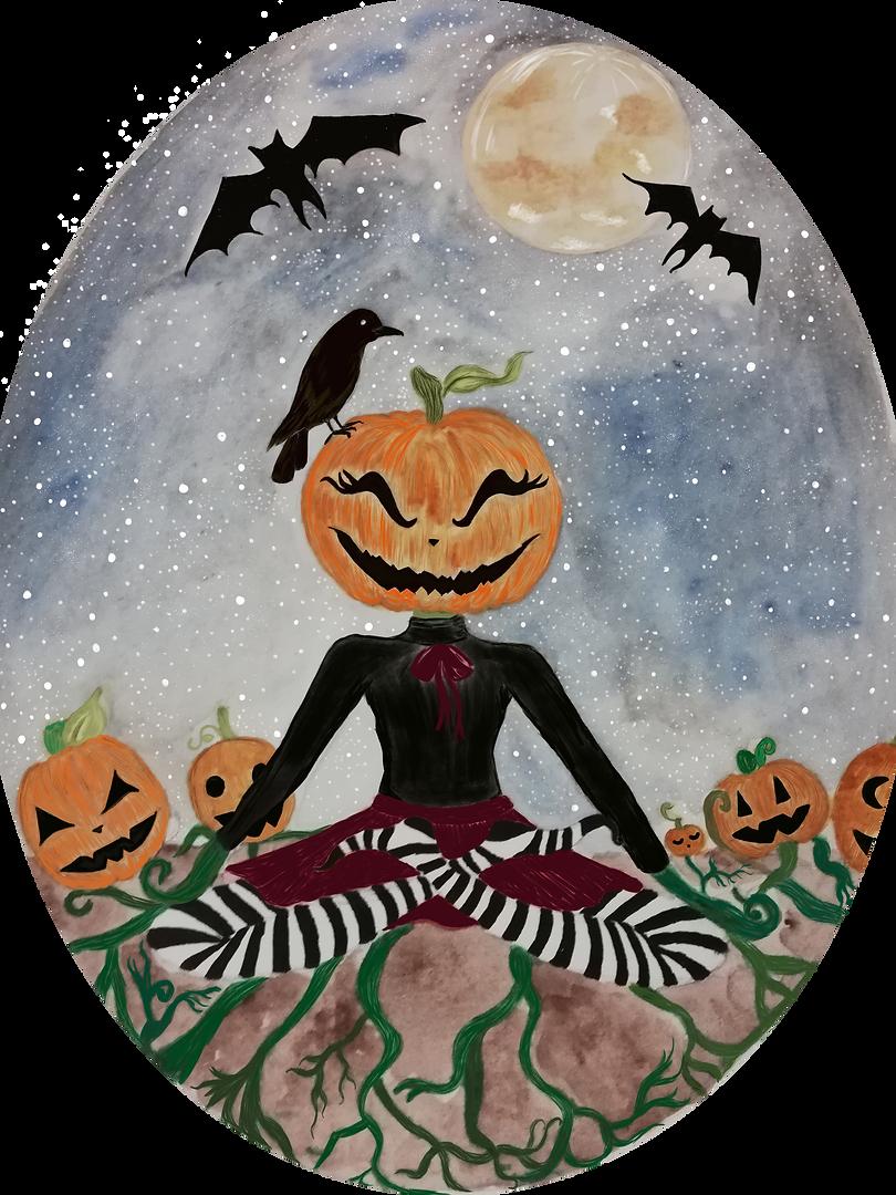 The Queen Mother Pumpkin