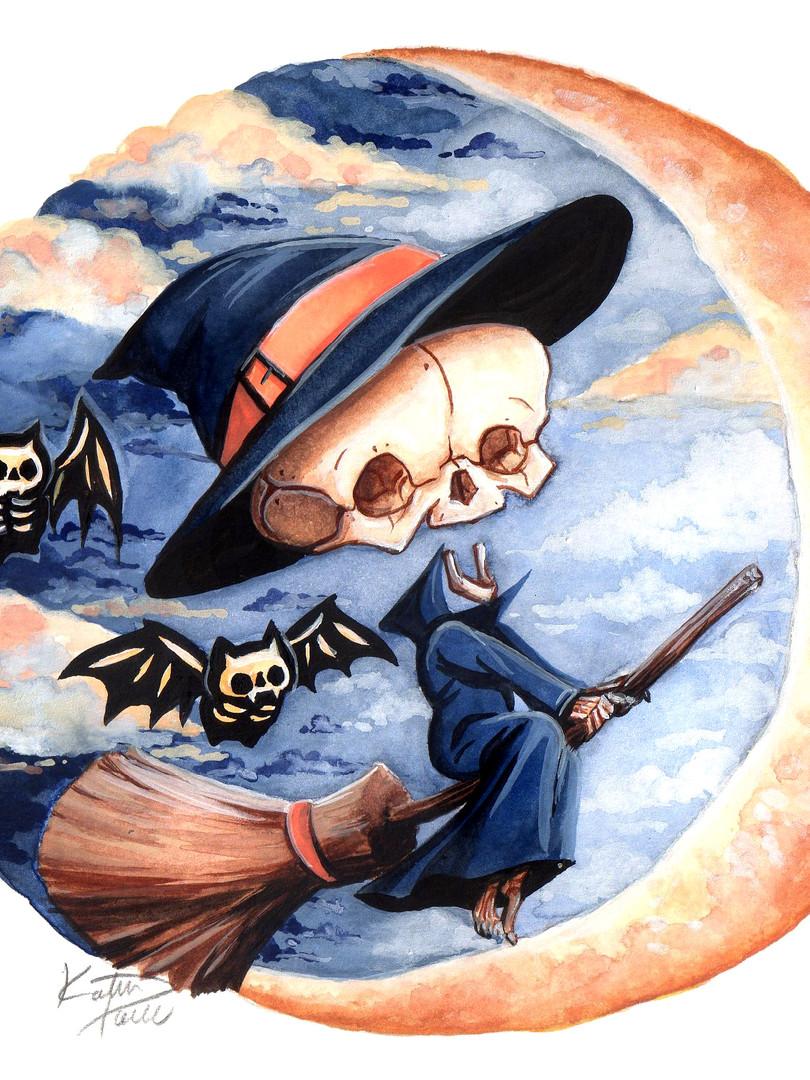 Skellie Witch