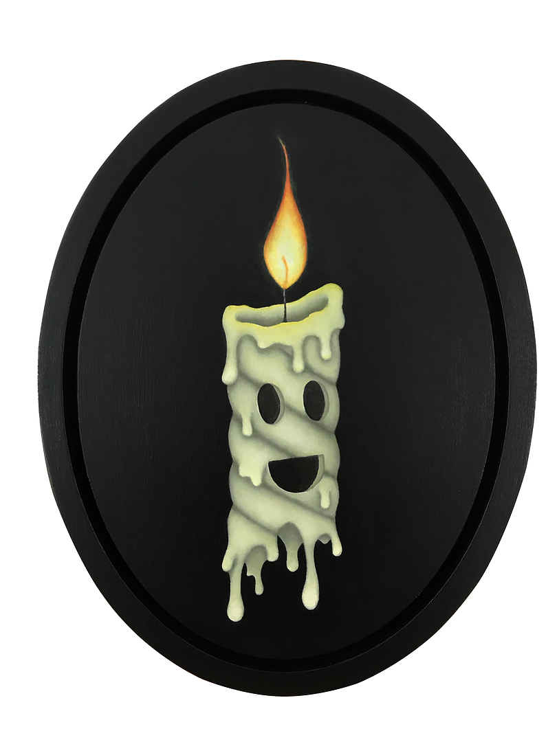 Spooky Candle Buddy