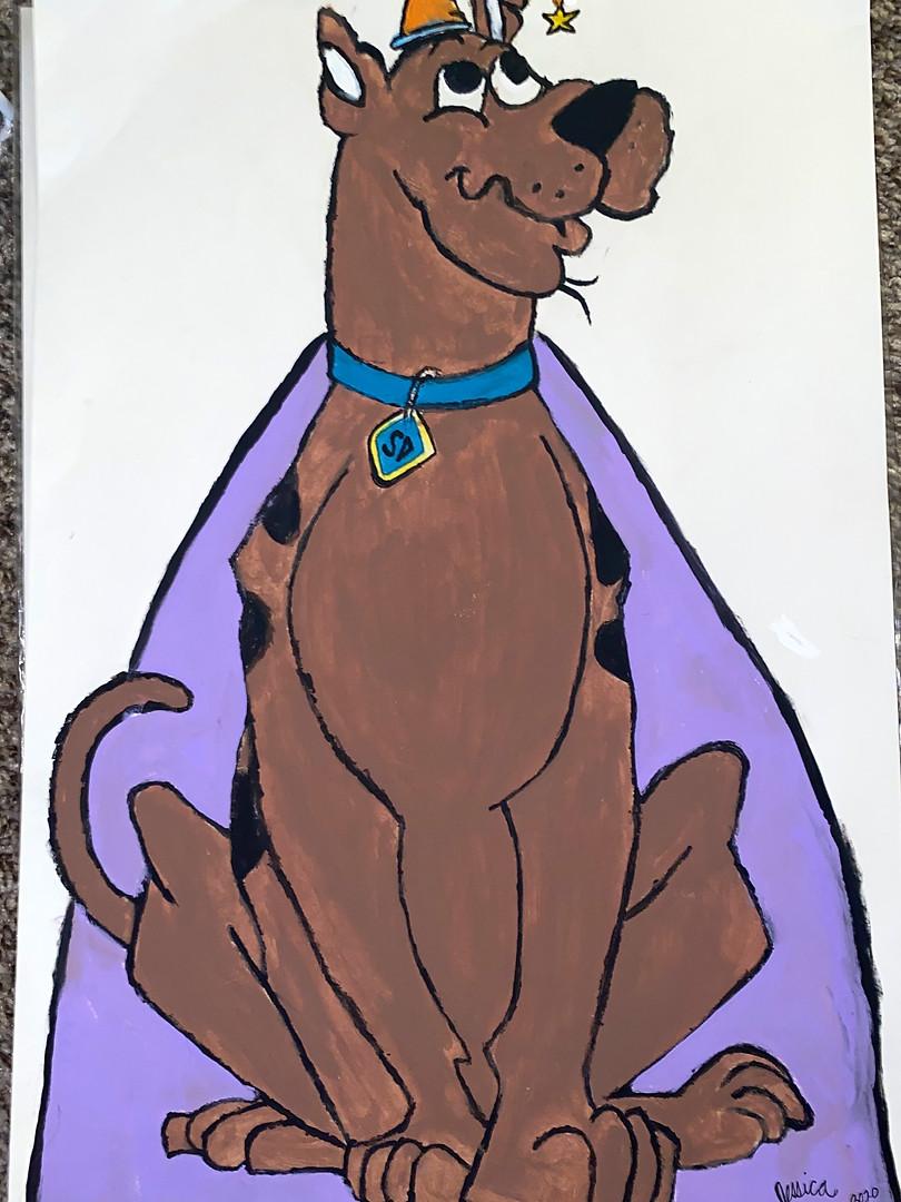 Halloween Scooby