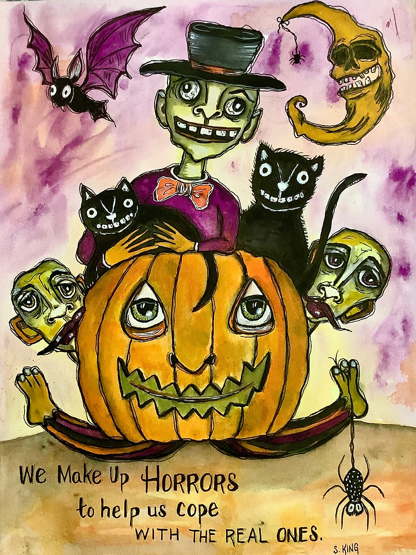 We Make Up Horrors