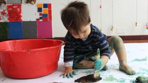 Llevando la Experiencia Educativa aeioTU de los jardines a casa