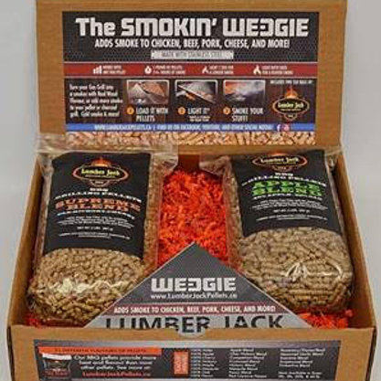 The BBQ Smokin' Wedgie Kit