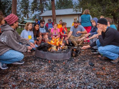 Campfire live tonight!!!!