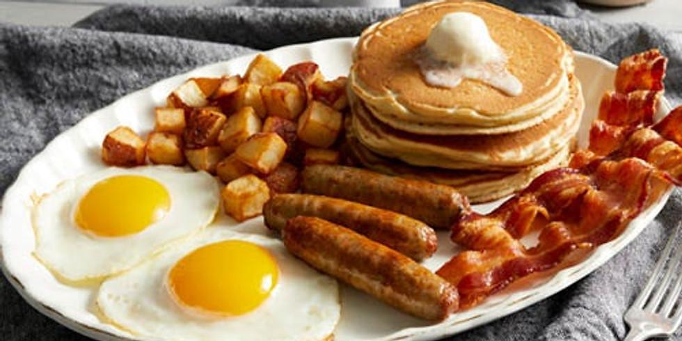 Men's Breakfast/Service Project