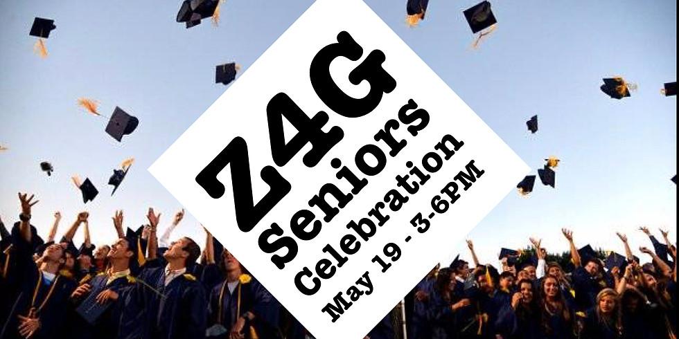 5/19 - Z4G Seniors Celebration