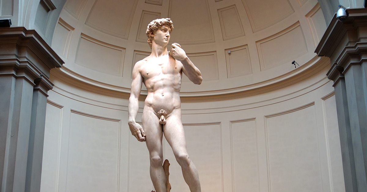 """David"" (Michelangelo)"