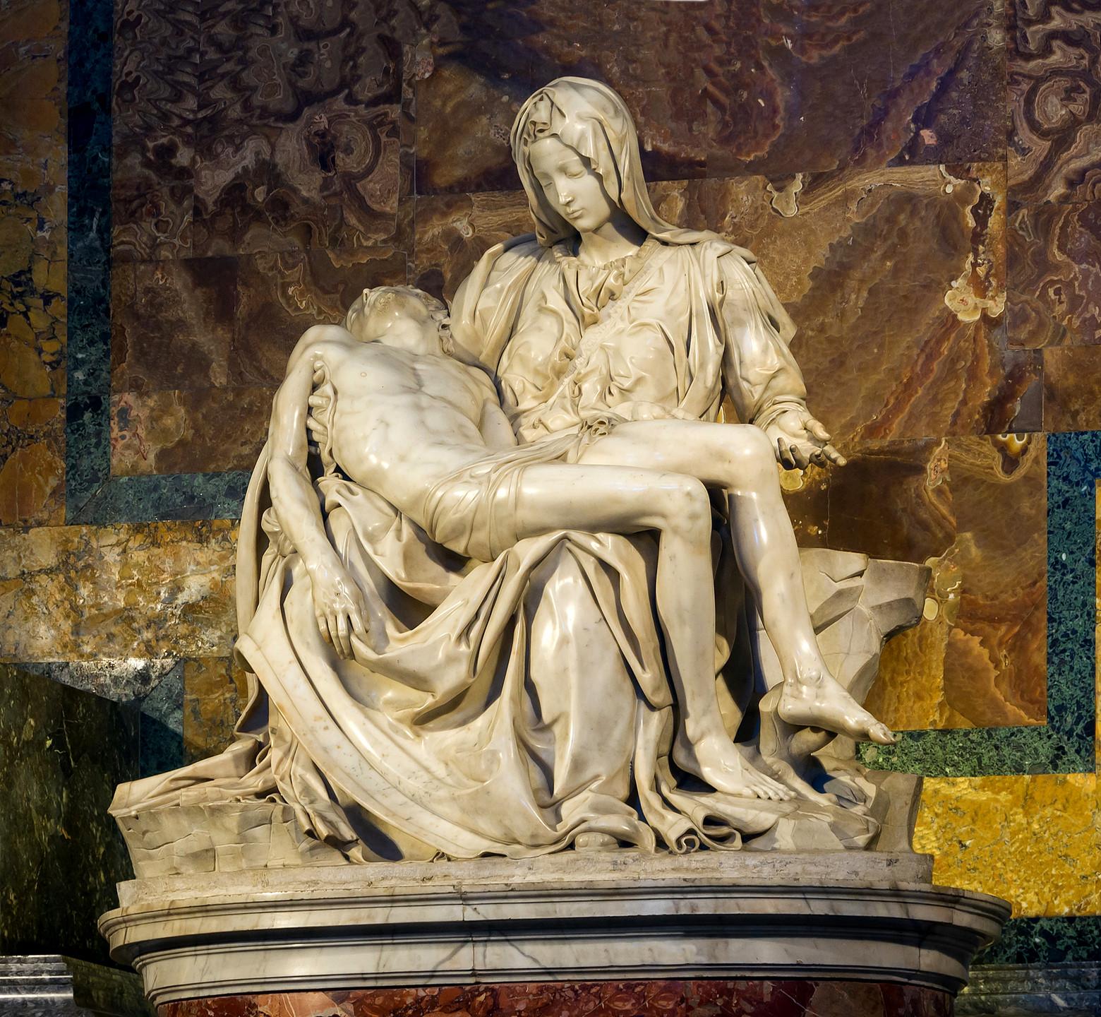 """""""Pieta"""" (Michelangelo)"""