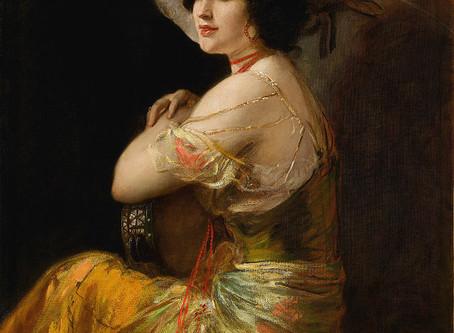 The Seductress & the Eros