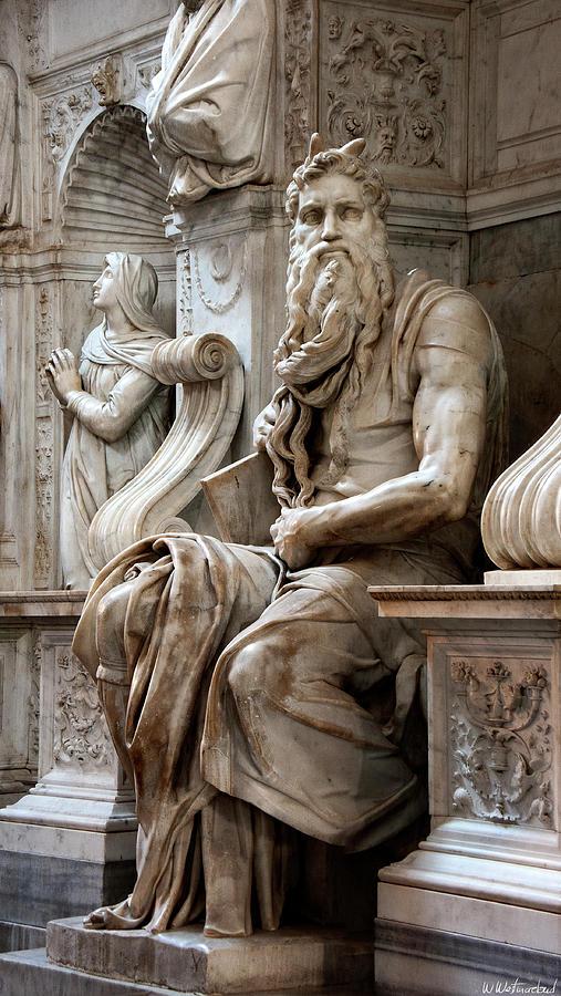 """Moses"" (Michelangelo)"