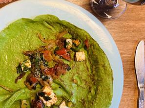 Green Chapati