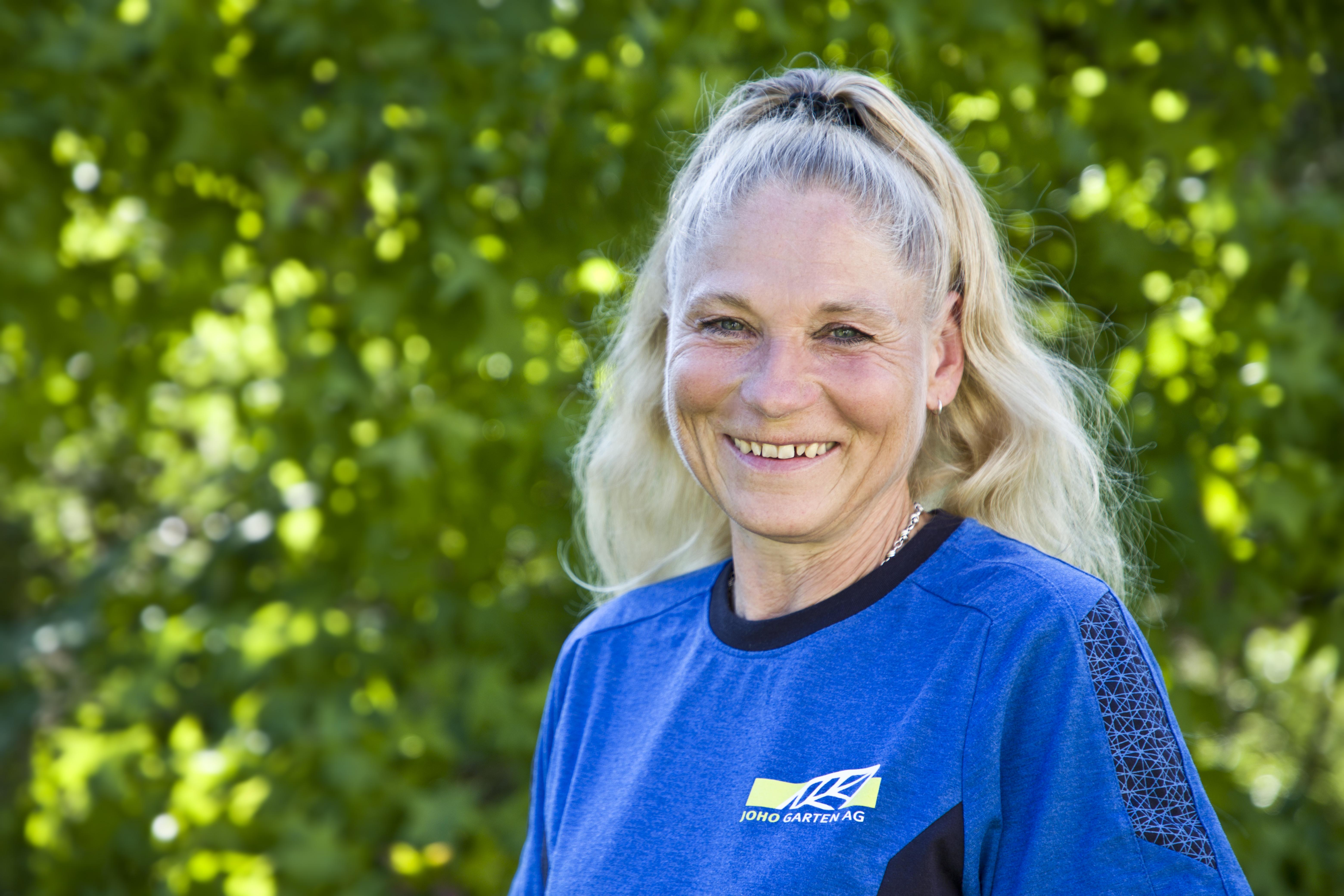 Rosmarie Vögeli