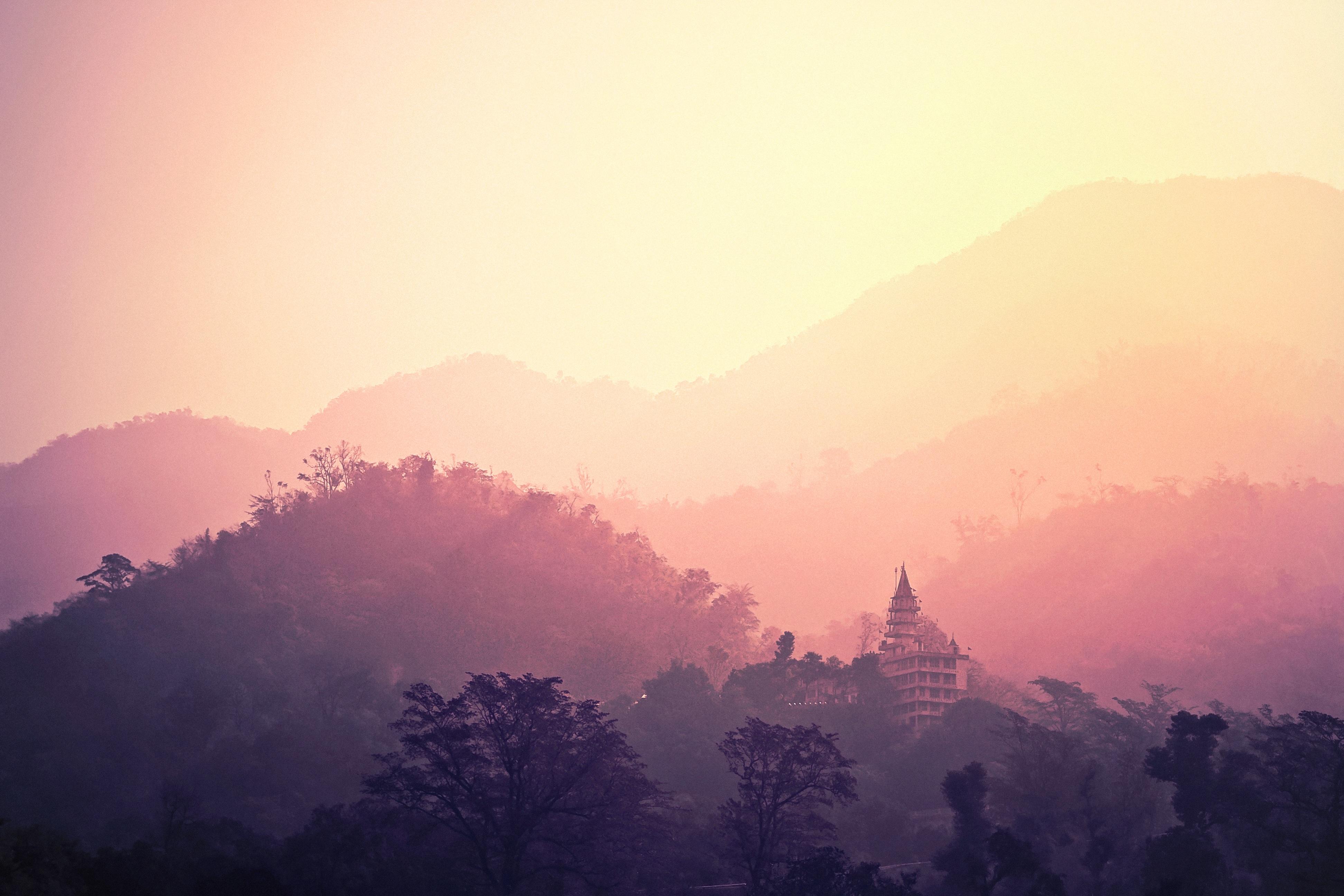 rishikesh_Bild von Devanath auf Pixabay.