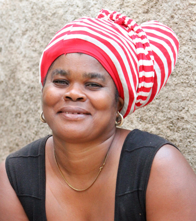 Meet Janose: Fierce mother, excellent cook, unforgettable host!