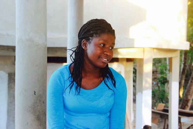 Congratulations Louiseda Sumé