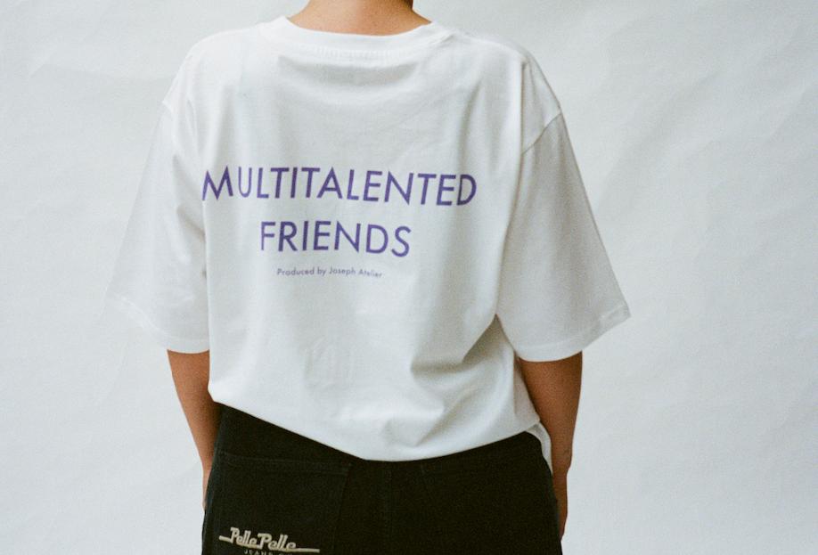 multitalented friends