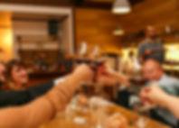 Winemaker Dinner cheers