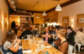 Group at Winemaker Dinner