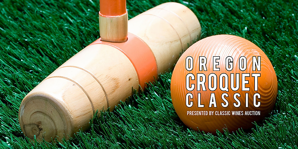 Oregon Croquet Classic - Friends of CWA