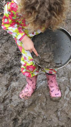 Mud glorious mud